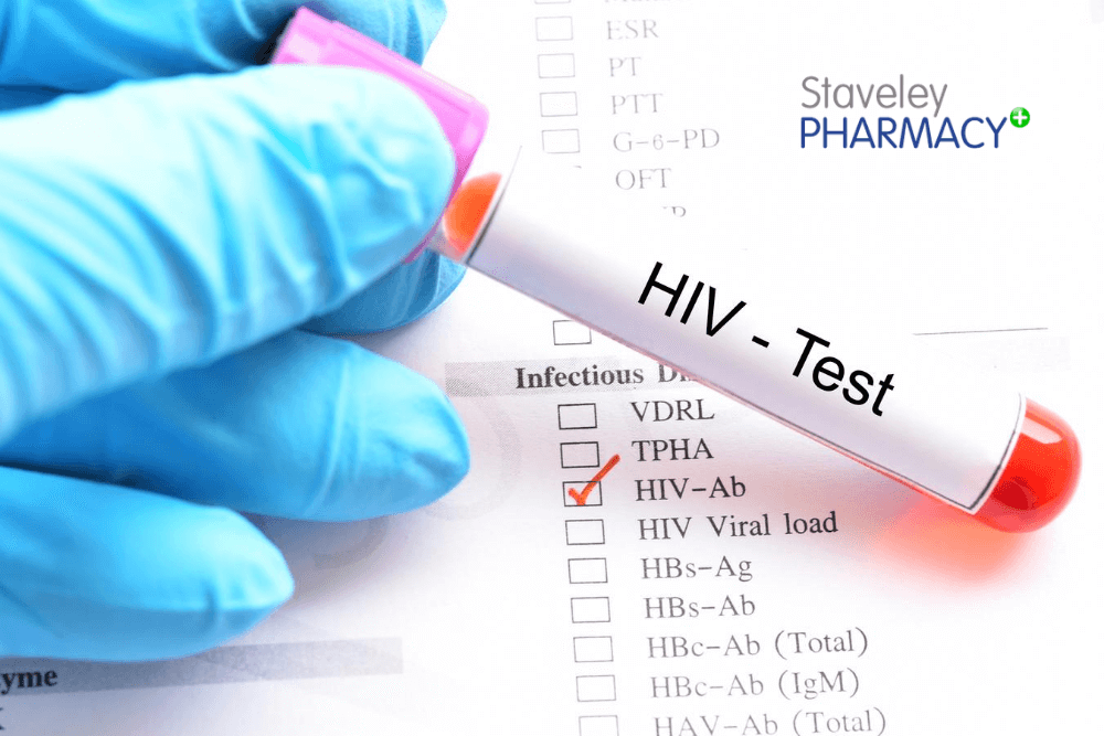 Rapid HIV and Syphilis Testing Staveley Pharmacy Kendal